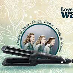 1657 - Plancha Lovely Ondas